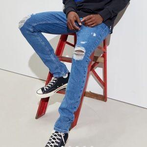 BDG Cielo Lake Wash Skinny Jeans